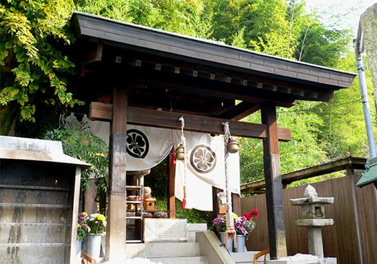 与太郎神社