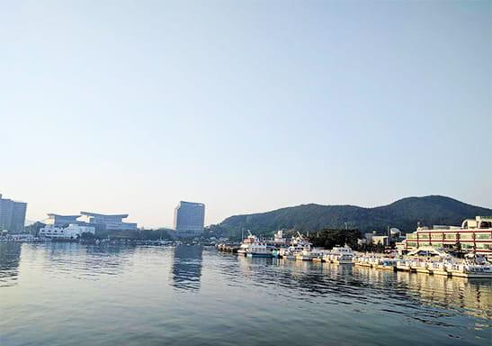 大韓民国慶尚南道統営市