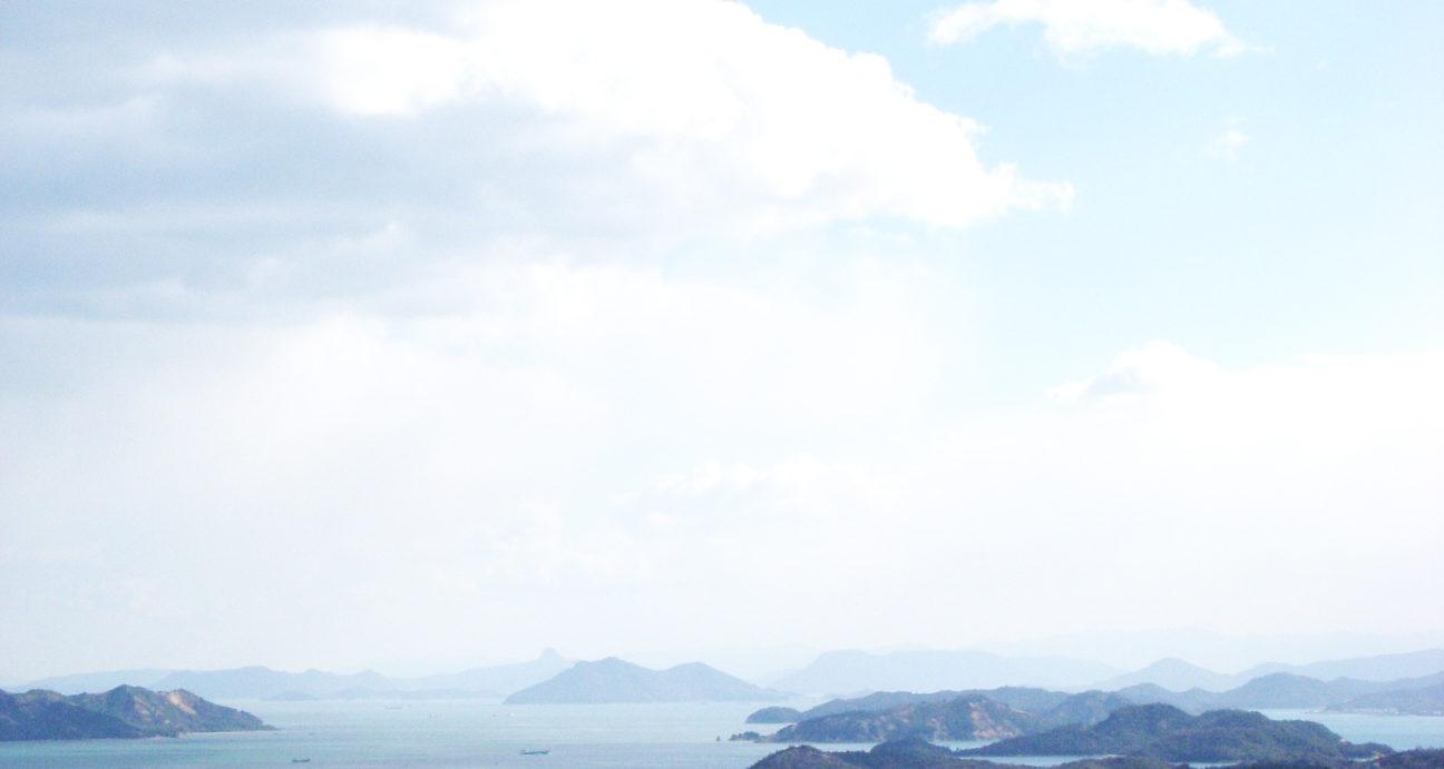 十禅寺山からの眺望
