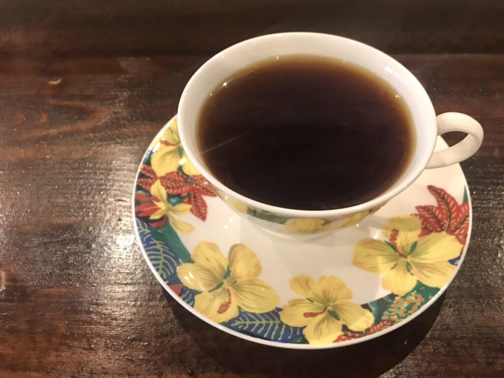 uzの淹れたてコーヒー